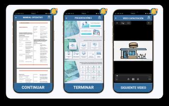 Recibirás información como la necesitas a través de los parámetros operativos y procedimentales configurados en tu equipo de trabajo.