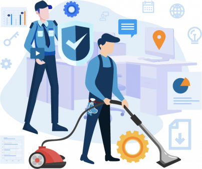 Solution by industry Services